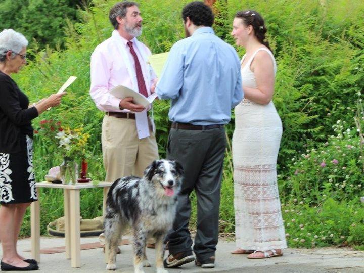 Tmx 1457733590136 L P Wedding 3  Windsor wedding officiant