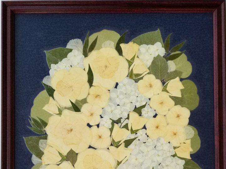 Tmx 16x20 Cherry Frame Navy Background 51 1060445 1555531897 Lenexa, KS wedding florist
