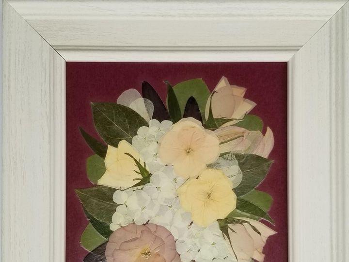 Tmx 8x10 Burgandy Background White Frame 51 1060445 1555532189 Lenexa, KS wedding florist