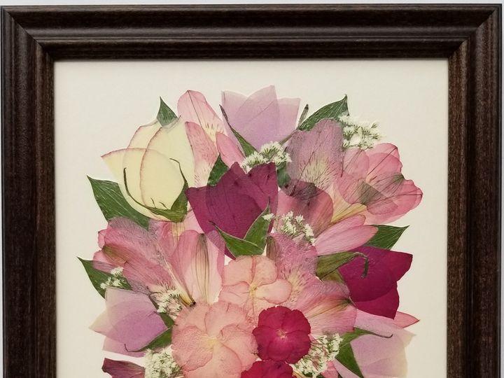 Tmx 8x10 Cream Background Walnut Frame 51 1060445 1555532189 Lenexa, KS wedding florist