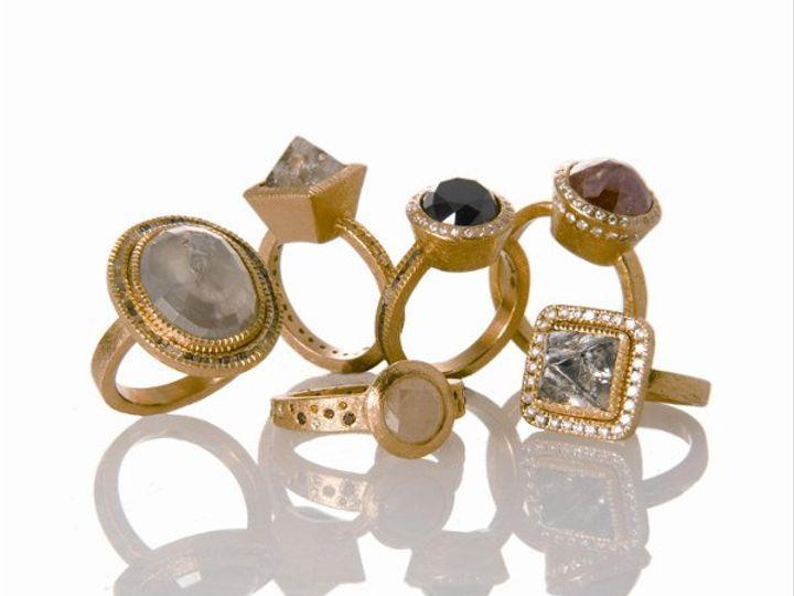 Tmx 1311625335393 Coloreddiamondslargegroup Hudson wedding jewelry