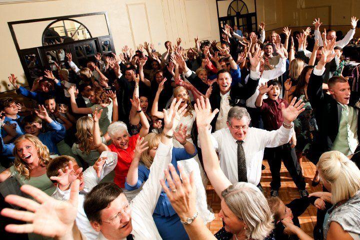 Brady and Justina - Wedding Reception