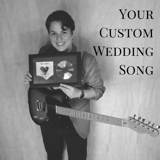 your custom wedding song 1 51 1951445 159054423016638