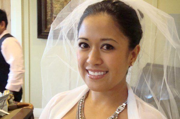Lea Cabrerra Wedding March 2011