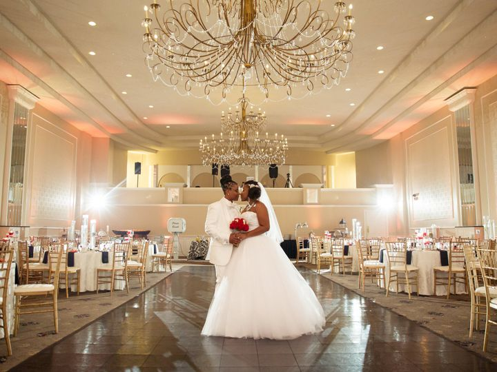 Tmx 1448151213395 Regalballroomweddingcarriemelsarahrachelphotograph Philadelphia, PA wedding venue