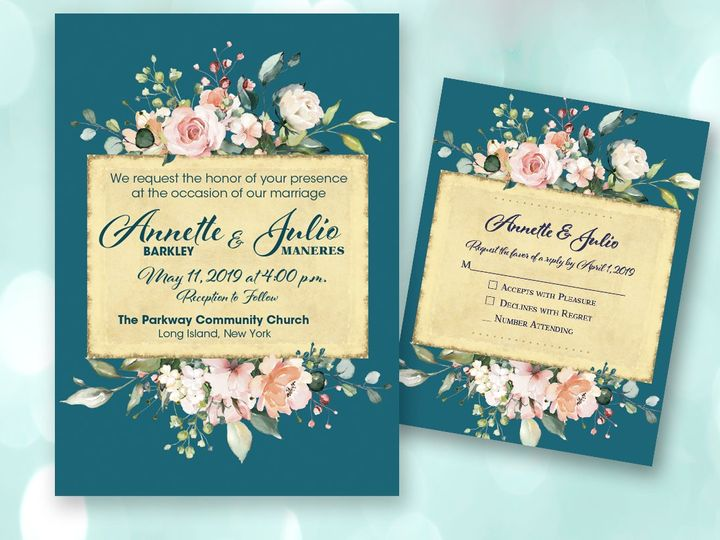 Tmx Lcteal 51 1004445 New Cumberland, PA wedding invitation