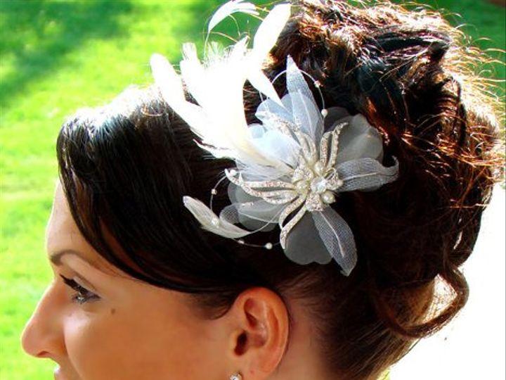 Tmx 1300417271857 Featherbridalheadpiece Milford wedding favor