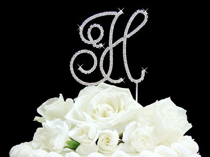 Tmx 1302468260271 CrystalmonograminitialH Milford wedding favor