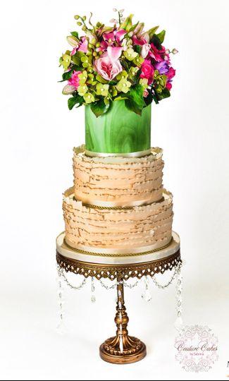 Couture Cakes by Sabrina - Wedding Cake - Washington, DC - WeddingWire