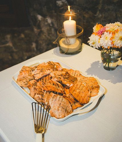 Tmx 1394986910961 Grilledsalmo Derby, CT wedding catering