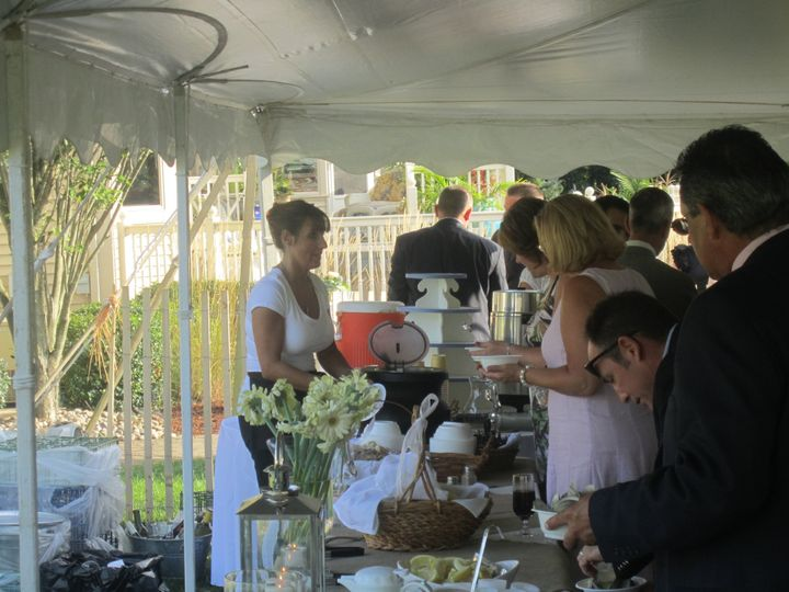 Tmx 1394987372279 Img000 Derby, CT wedding catering