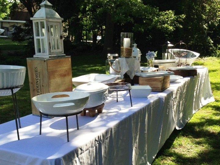 Tmx 1403205709375 Buffet Design2 Derby, CT wedding catering