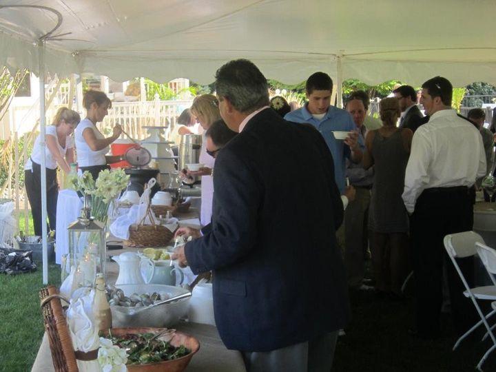 Tmx 1403211367946 Farm Wedding2 Derby, CT wedding catering