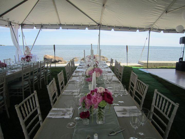 Tmx 1403712530677 Farm Tables Pretty Derby, CT wedding catering