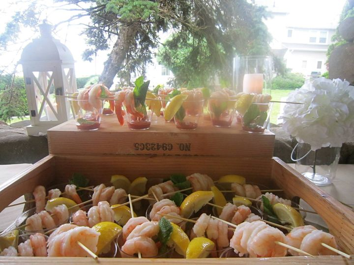 Tmx 1404914308049 Shrimp Cocktail Cups Derby, CT wedding catering