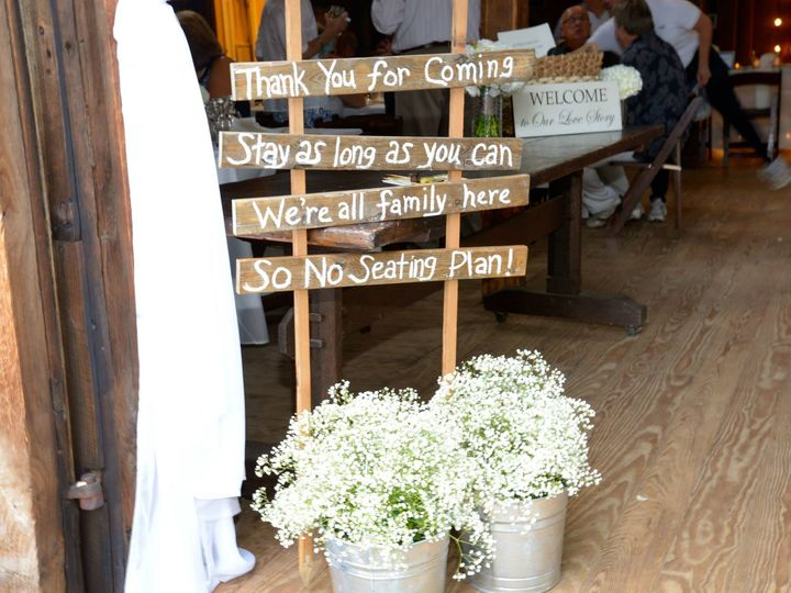 Tmx 1414435716148 Seating Sign Derby, CT wedding catering