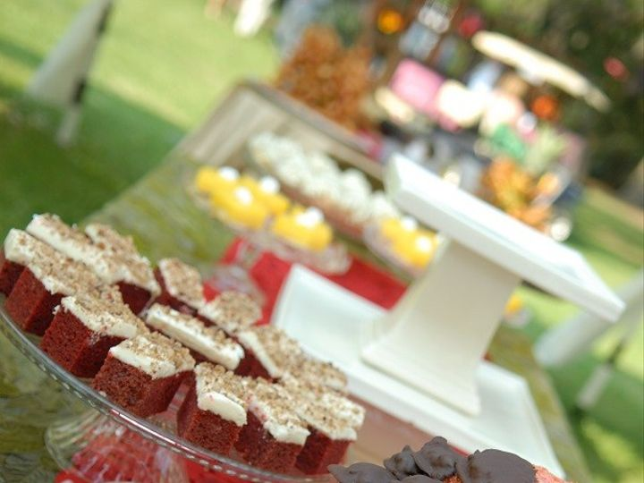 Tmx 1402347576804 Cakestand Assorted1 North Charleston wedding rental