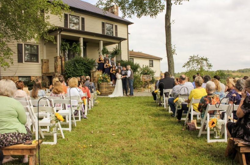 Ceremony at the Manor