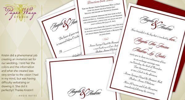 Tmx 1216827329940 Bates Bixby wedding invitation
