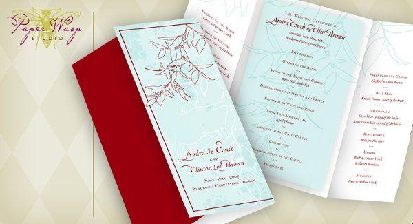 Tmx 1216827352549 Brown2 Bixby wedding invitation