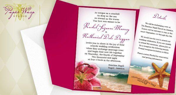 Tmx 1216827387955 Duggan Bixby wedding invitation