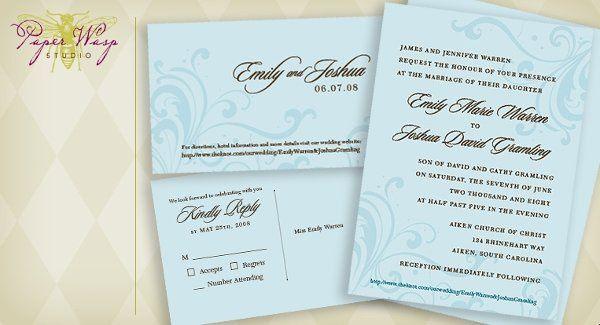 Tmx 1216827438284 Gramling Bixby wedding invitation