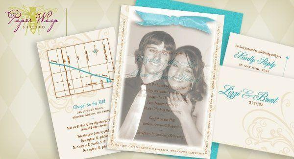 Tmx 1216827452002 Holland Bixby wedding invitation
