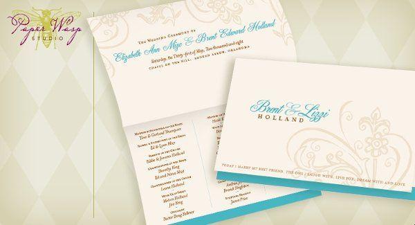 Tmx 1216827464987 Holland2 Bixby wedding invitation