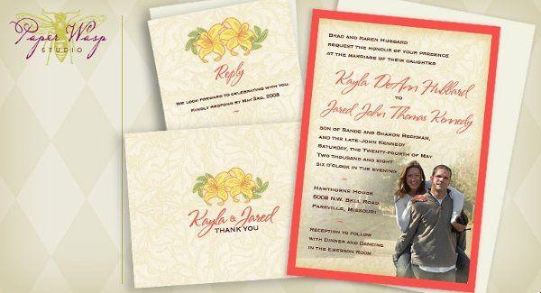 Tmx 1216827502502 Kennedy Bixby wedding invitation