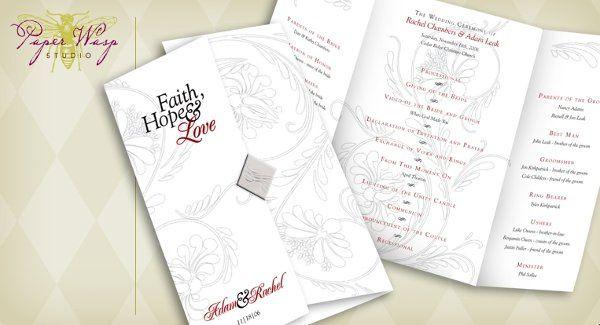 Tmx 1216827591768 Leak2 Bixby wedding invitation