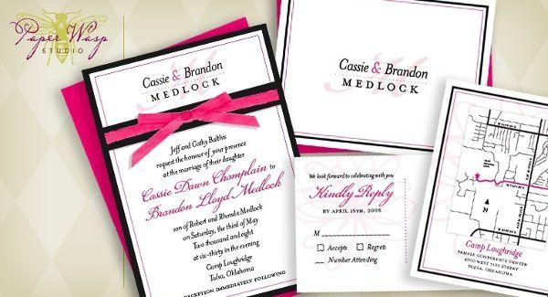 Tmx 1216827654455 Medlock Bixby wedding invitation