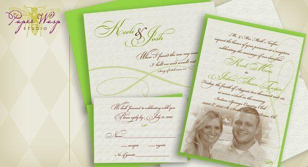 Tmx 1216827871205 Turpin Bixby wedding invitation