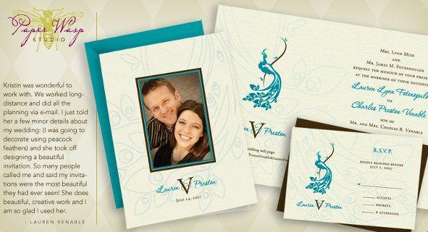 Tmx 1216827903877 Venable Bixby wedding invitation