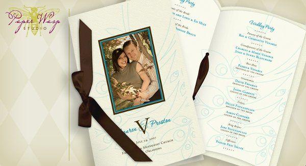 Tmx 1216827937284 Venable2 Bixby wedding invitation