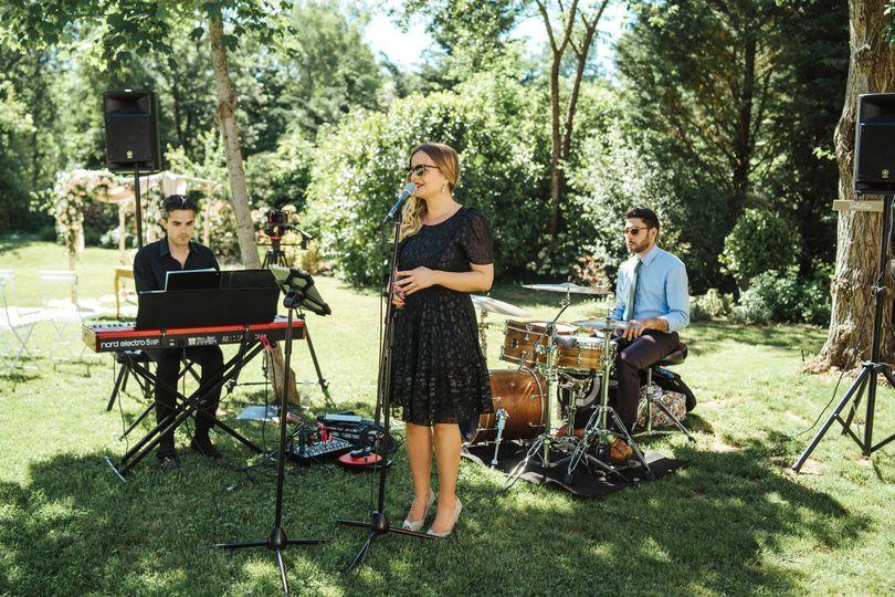 French wedding band