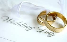 Our services start at $85 for a brief ceremony.Know you're ready? Have your license in hand? Then...