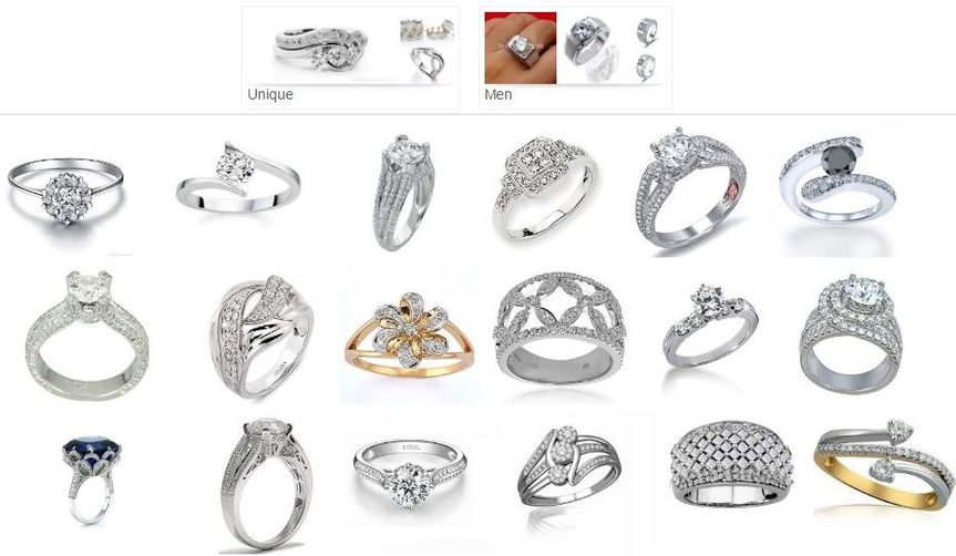 Rings for sale Starting at $100