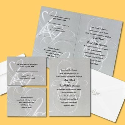 Sep'n'Sends are printed on one perforated sheet on quality stock, that you simply separate and send!...