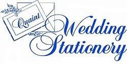 Quaint Wedding Stationery has been serving Northwest Ohio since 1972 and the US via the internet for...