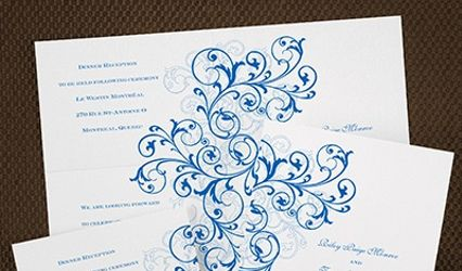 Quaint Wedding Stationery & Accessories 1