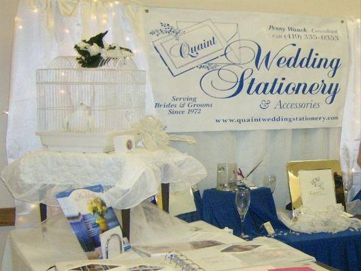 Tmx 1451857280259 Quaint Photo Wauseon, OH wedding invitation