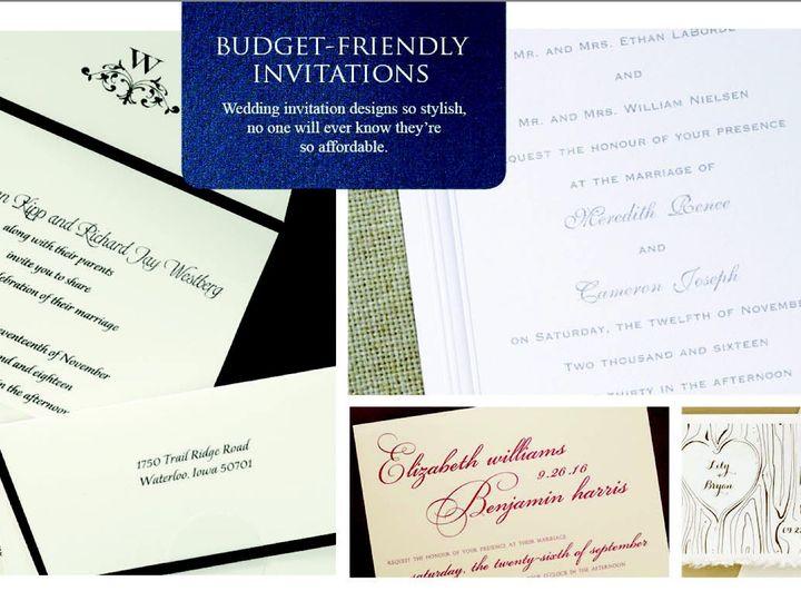 Tmx 1471663327983 Image Wauseon, OH wedding invitation