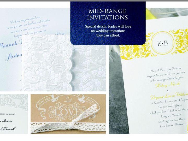 Tmx 1471663355361 Image Wauseon, OH wedding invitation