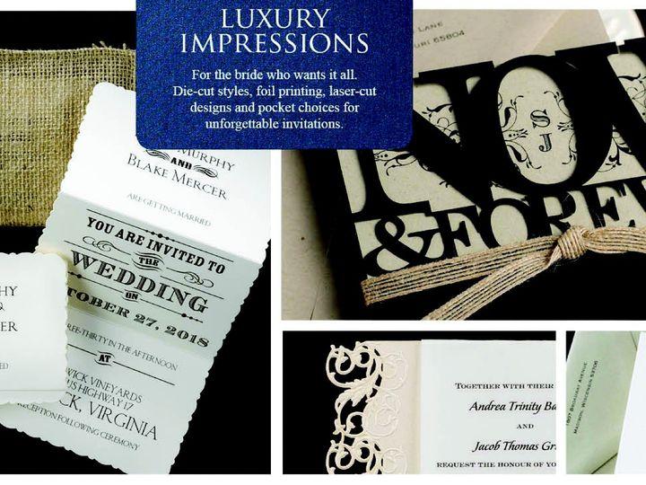 Tmx 1471663390902 Image Wauseon, OH wedding invitation