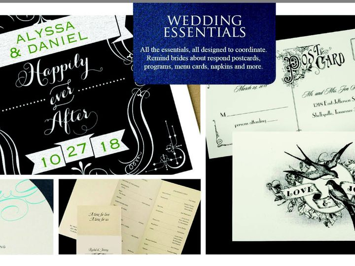 Tmx 1471663423915 Image Wauseon, OH wedding invitation