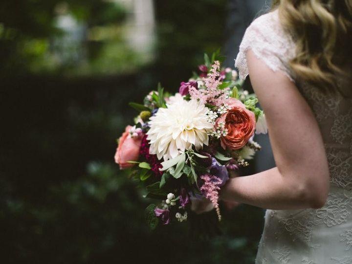 Tmx 1486593421998 Boselliabbspeachplumpearphotocolleenandwillbypeach Philadelphia, Pennsylvania wedding florist