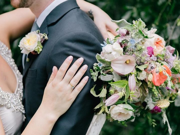 Tmx 1486593540342 Michenerboyleemilywrenphotographykatebrian090low Philadelphia, Pennsylvania wedding florist