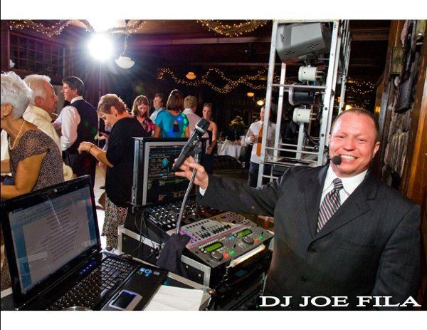 DJ JOE FILA/ACTIVE ENTERTAINMENT