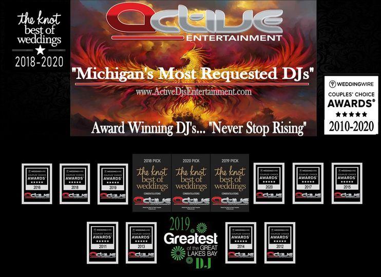 Award Winning DJS