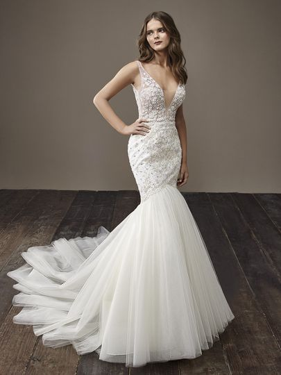 Badgley Mischka Bride - Dress & Attire - Orange County, CA - WeddingWire